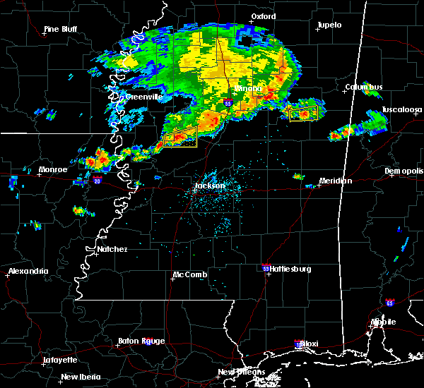 Radar Image for Severe Thunderstorms near Eden, MS at 7/3/2015 6:59 PM CDT