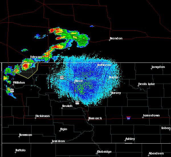Radar Image for Severe Thunderstorms near Noonan, ND at 7/4/2015 3:52 PM CDT
