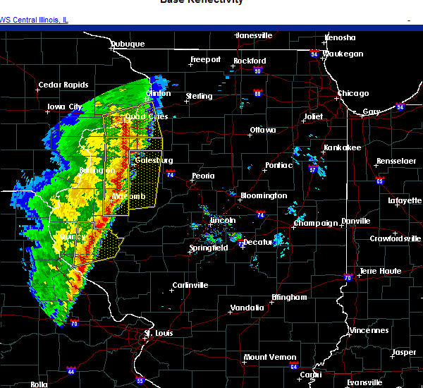 Radar Image for Severe Thunderstorms near Griggsville, IL at 11/10/2020 2:21 PM CST