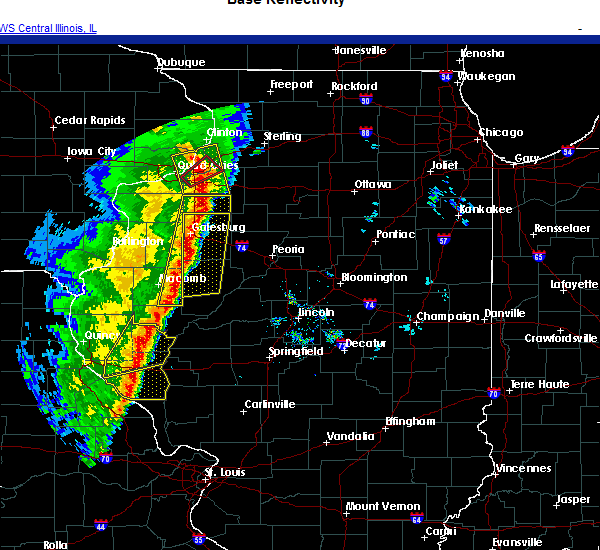Radar Image for Severe Thunderstorms near Griggsville, IL at 11/10/2020 2:33 PM CST