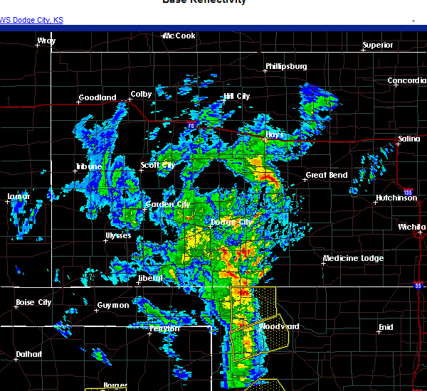 Radar Image for Severe Thunderstorms near Buffalo, OK at 11/24/2020 3:22 PM CST