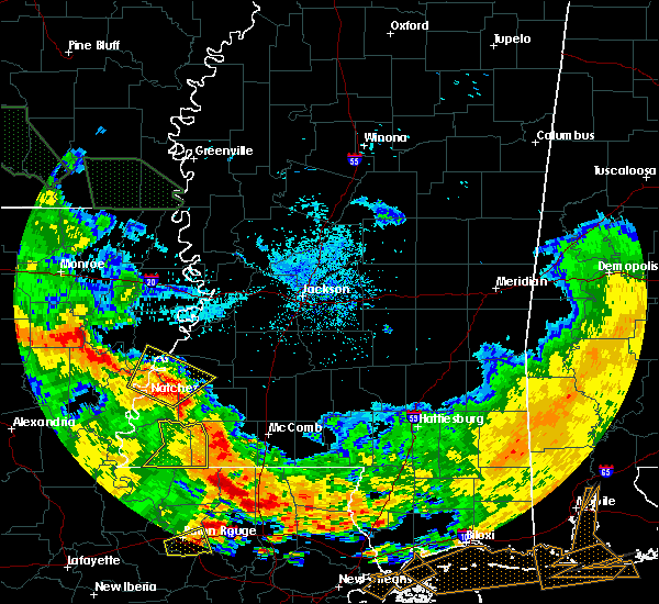 Radar Image for Severe Thunderstorms near Fayette, MS at 7/5/2015 4:35 PM CDT