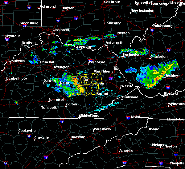 Radar Image for Severe Thunderstorms near Hazel Green, KY at 7/9/2015 3:09 PM EDT