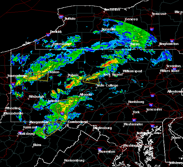 Radar Image for Severe Thunderstorms near Liberty, PA at 7/9/2015 3:15 PM EDT