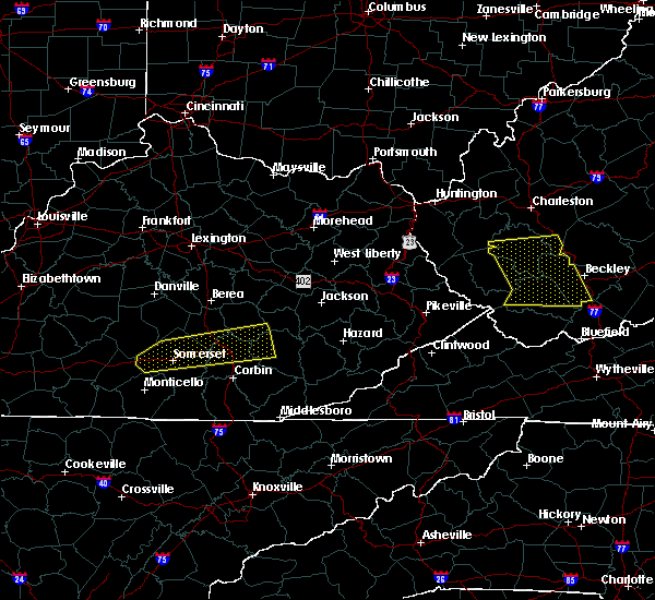 Radar Image for Severe Thunderstorms near Burnside, KY at 7/9/2015 5:25 PM EDT