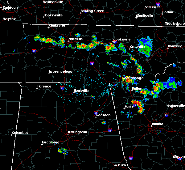 Radar Image for Severe Thunderstorms near Apison, TN at 7/12/2015 2:35 PM EDT
