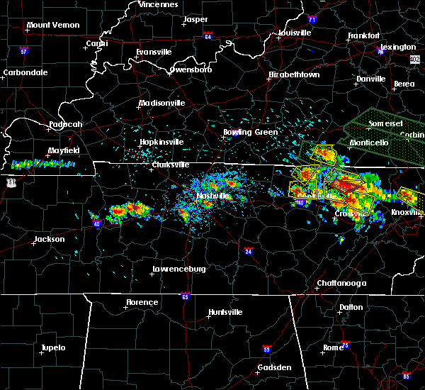 Radar Image for Severe Thunderstorms near Albany, KY at 7/14/2015 2:13 PM CDT