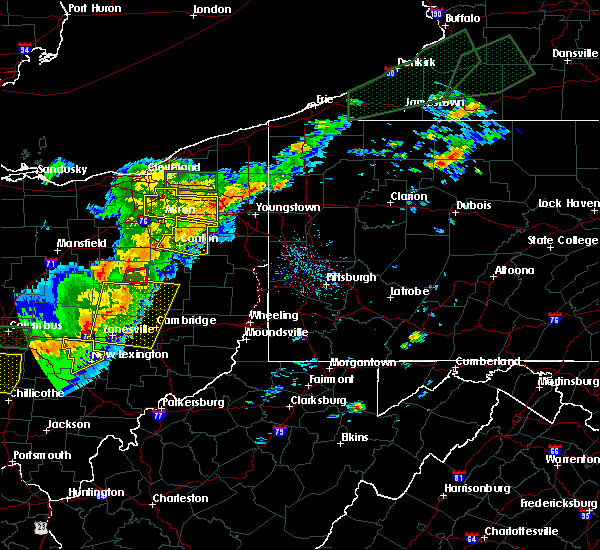 Radar Image for Severe Thunderstorms near Campbell, OH at 7/14/2015 3:15 PM EDT