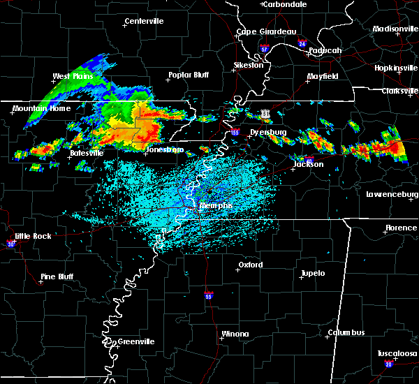 Radar Image for Severe Thunderstorms near Delaplaine, AR at 7/14/2015 2:51 PM CDT