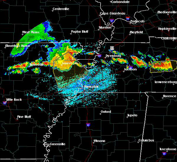 Radar Image for Severe Thunderstorms near Paragould, AR at 7/14/2015 3:09 PM CDT