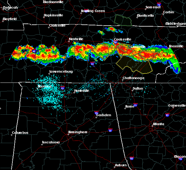 Radar Image for Severe Thunderstorms near Riceville, TN at 7/14/2015 4:34 PM EDT