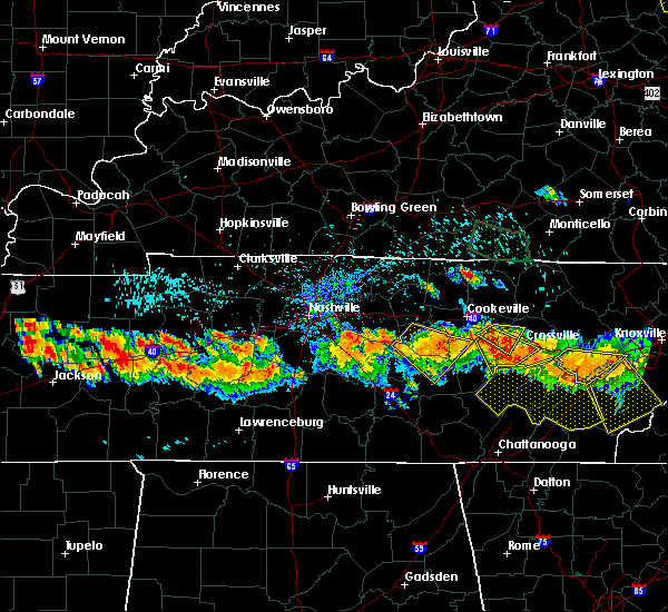 Radar Image for Severe Thunderstorms near Walterhill, TN at 7/14/2015 3:38 PM CDT