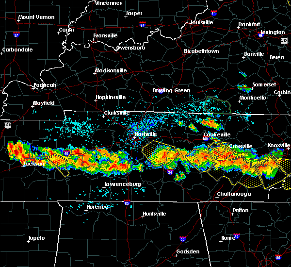 Radar Image for Severe Thunderstorms near Auburntown, TN at 7/14/2015 3:54 PM CDT