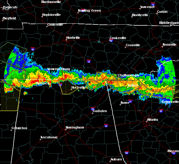 Radar Image for Severe Thunderstorms near Hollywood, AL at 7/14/2015 6:03 PM CDT