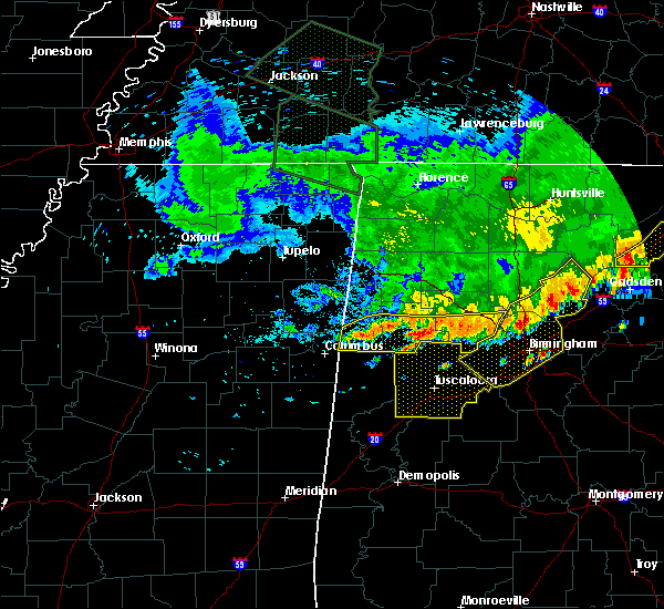 Radar Image for Severe Thunderstorms near West Jefferson, AL at 7/14/2015 8:05 PM CDT