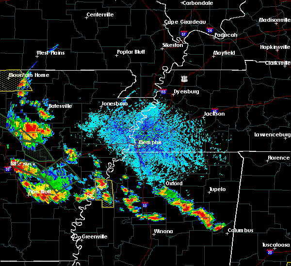 Radar Image for Severe Thunderstorms near Friars Point, MS at 7/15/2015 5:24 PM CDT