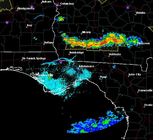 Radar Image for Severe Thunderstorms near Pelham, GA at 7/15/2015 6:31 PM EDT
