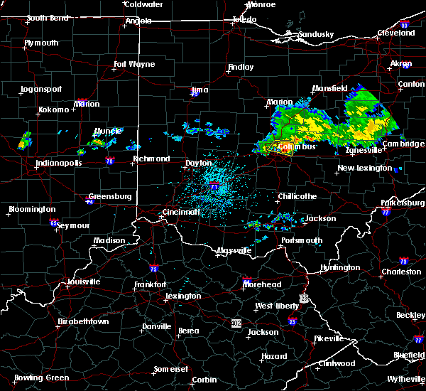 Radar Image for Severe Thunderstorms near New Albany, OH at 7/17/2015 1:45 PM EDT