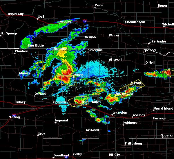 Radar Image for Severe Thunderstorms near Mullen, NE at 7/17/2015 6:05 PM MDT
