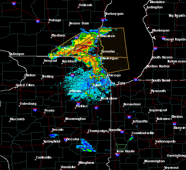 Radar Image for Severe Thunderstorms near Mundelein, IL at 7/18/2015 3:13 PM CDT