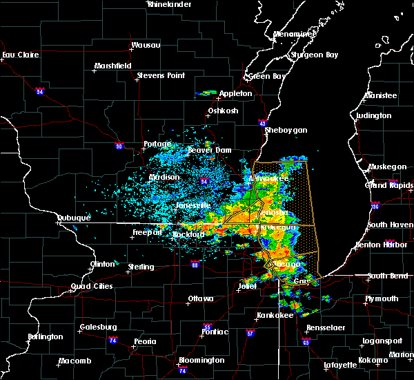 Radar Image for Severe Thunderstorms near Lake Catherine, IL at 7/18/2015 3:57 PM CDT