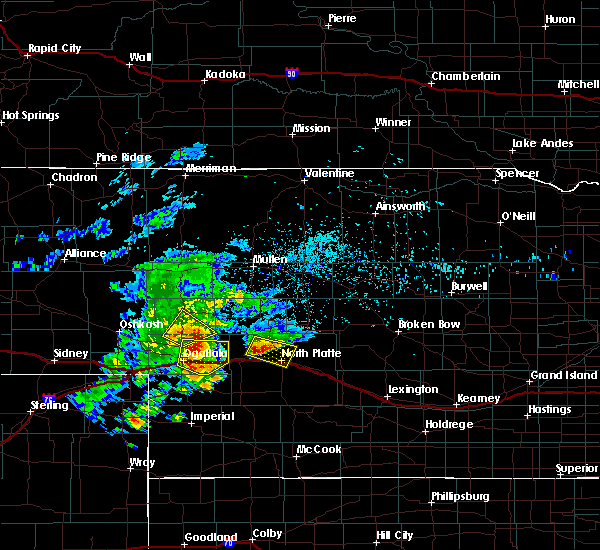 Radar Image for Severe Thunderstorms near Roscoe, NE at 7/18/2015 8:05 PM MDT