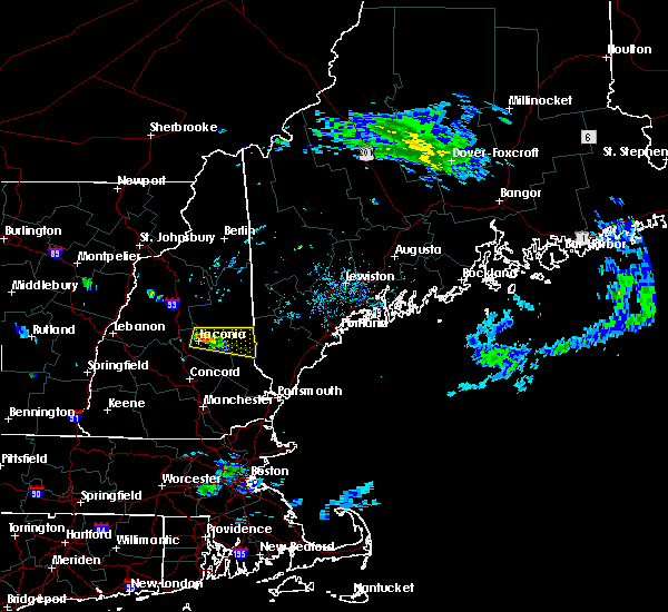 Radar Image for Severe Thunderstorms near Milton Mills, NH at 7/19/2015 2:49 PM EDT