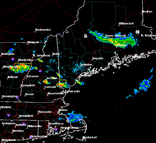 Radar Image for Severe Thunderstorms near South Eliot, ME at 7/19/2015 4:14 PM EDT