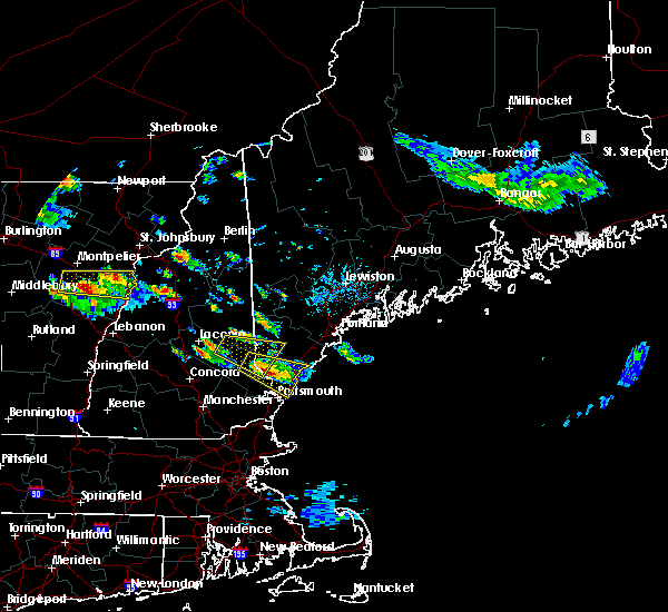 Radar Image for Severe Thunderstorms near South Eliot, ME at 7/19/2015 4:24 PM EDT