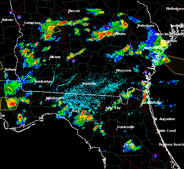 Radar Image for Severe Thunderstorms near Day, FL at 7/19/2015 5:16 PM EDT