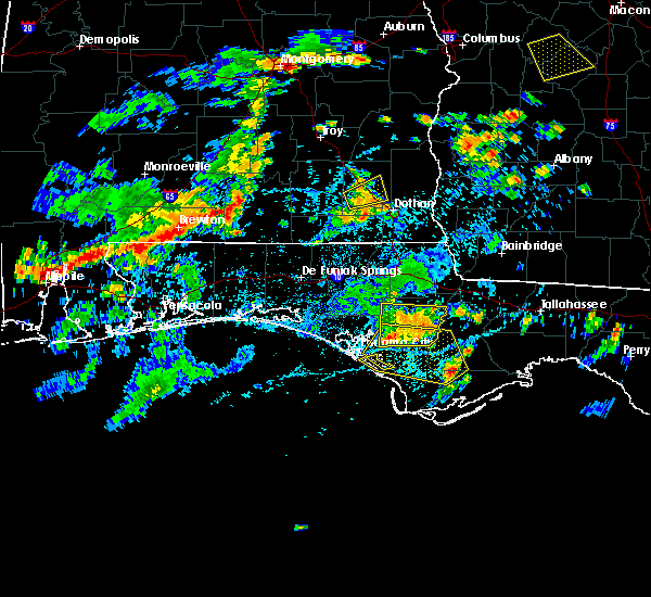 Radar Image for Severe Thunderstorms near Panama City, FL at 7/19/2015 4:26 PM CDT