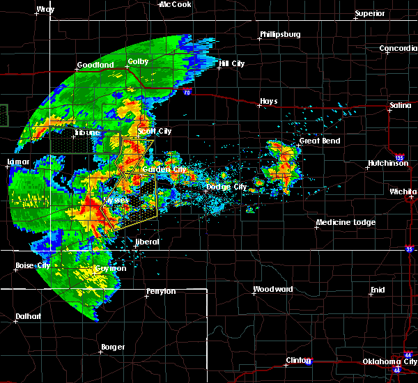 Interactive hail maps hail map for garden city ks - Garden city kansas weather radar ...