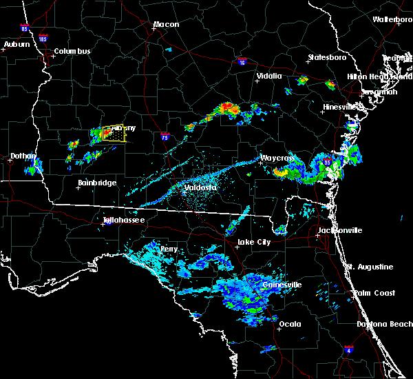 Radar Image for Severe Thunderstorms near Putney, GA at 7/20/2015 7:01 PM EDT