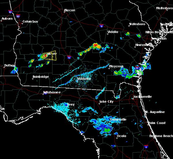 Radar Image for Severe Thunderstorms near Putney, GA at 7/20/2015 7:11 PM EDT