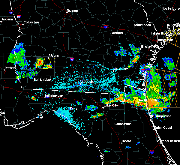 Radar Image for Severe Thunderstorms near Leary, GA at 7/21/2015 5:28 PM EDT