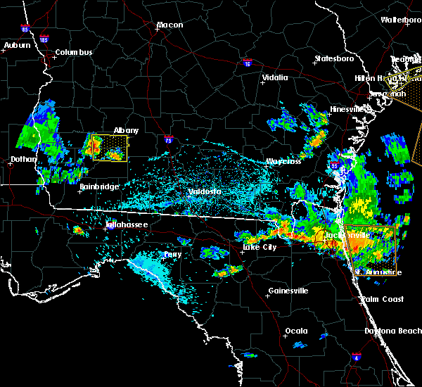 Radar Image for Severe Thunderstorms near Putney, GA at 7/21/2015 5:32 PM EDT
