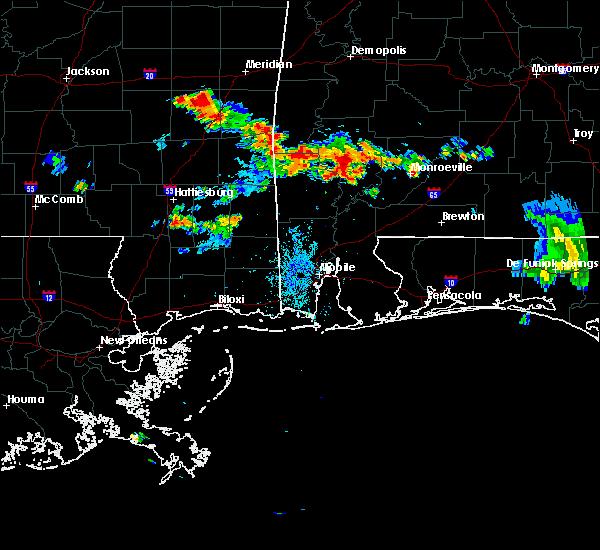 Radar Image for Severe Thunderstorms near Rockville, AL at 7/21/2015 8:01 PM CDT
