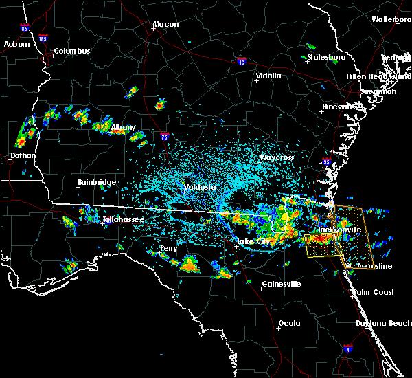 Radar Image for Severe Thunderstorms near Putney, GA at 7/22/2015 3:54 PM EDT
