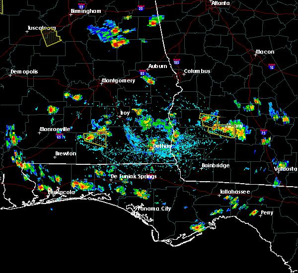 Radar Image for Severe Thunderstorms near Putney, GA at 7/22/2015 4:41 PM EDT