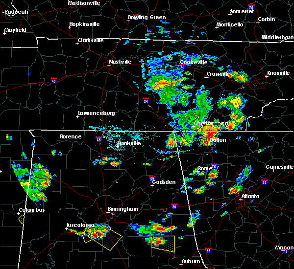 Radar Image for Severe Thunderstorms near Apison, TN at 7/22/2015 4:58 PM EDT