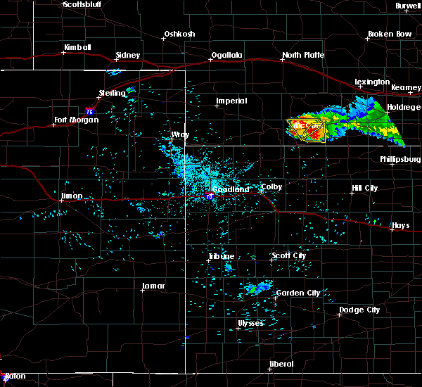 Radar Image for Severe Thunderstorms near Indianola, NE at 7/23/2015 9:49 PM CDT