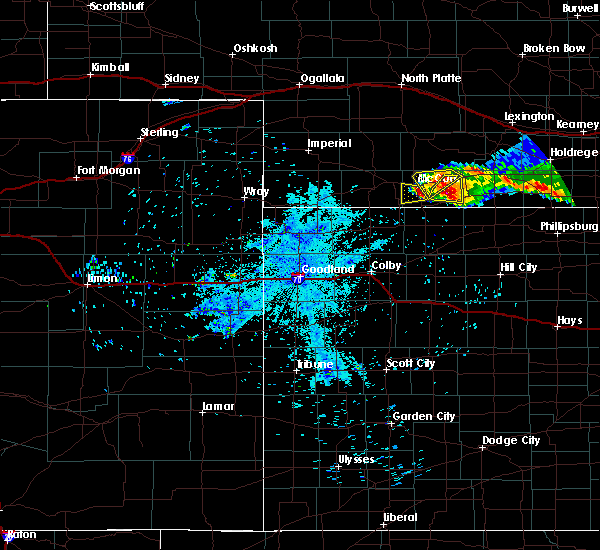 Radar Image for Severe Thunderstorms near Indianola, NE at 7/23/2015 10:03 PM CDT