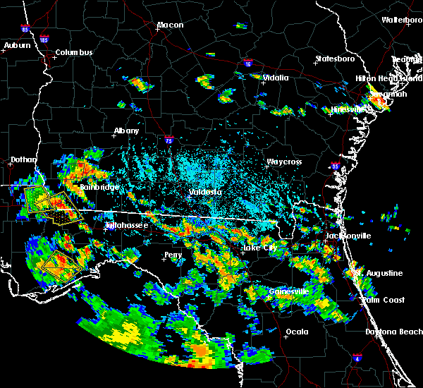 Radar Image for Severe Thunderstorms near Day, FL at 7/24/2015 5:42 PM EDT