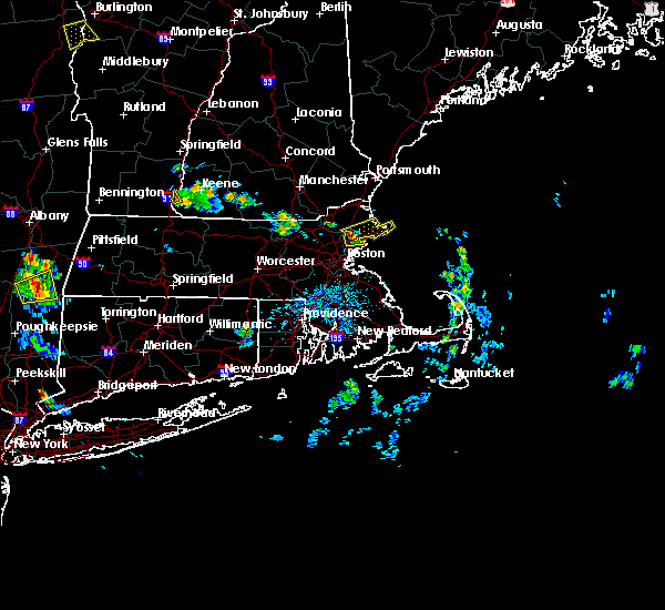 Radar Image for Severe Thunderstorms near Beverly, MA at 7/26/2015 4:51 PM EDT