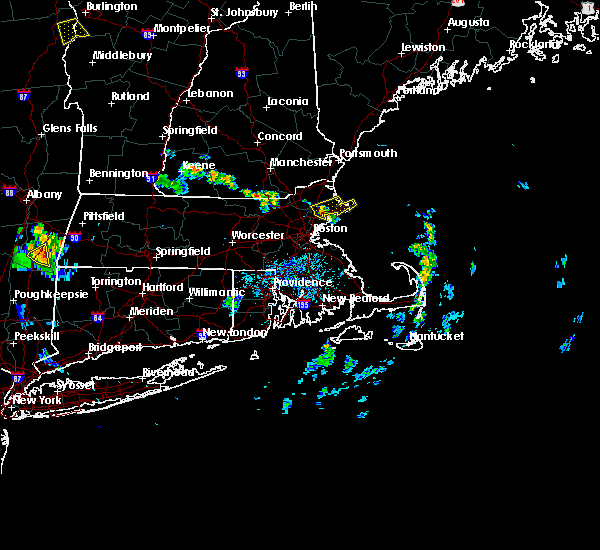 Radar Image for Severe Thunderstorms near Beverly, MA at 7/26/2015 5:10 PM EDT