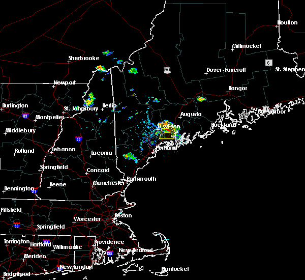 Radar Image for Severe Thunderstorms near Bath, ME at 7/29/2015 2:49 PM EDT
