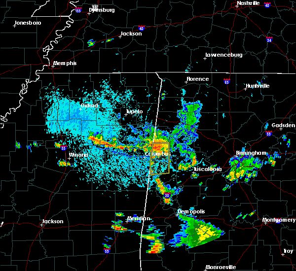 Radar Image for Severe Thunderstorms near Vernon, AL at 7/29/2015 3:20 PM CDT