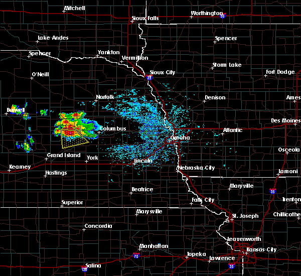 Radar Image for Severe Thunderstorms near Fullerton, NE at 7/31/2015 3:39 PM CDT