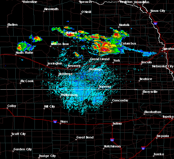 Radar Image for Severe Thunderstorms near Fullerton, NE at 7/31/2015 4:00 PM CDT