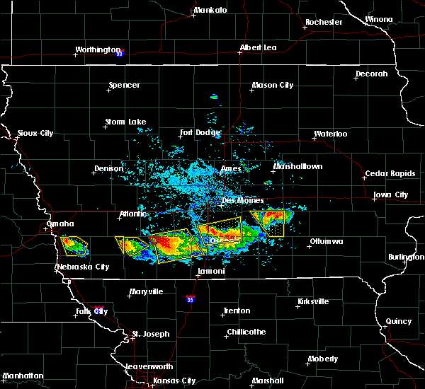 Radar Image for Severe Thunderstorms near Harvey, IA at 8/2/2015 6:40 PM CDT